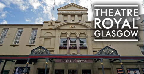 Theatre Royal Glasgow 187 Bsl Tickets
